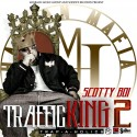 Scotty Boi - TrafficKing 2 mixtape cover art