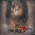 SD - Life Of A Savage 3 mixtape cover art
