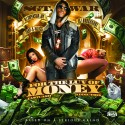 Sgt. War - For The Luv Of Money mixtape cover art