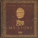 Shakecago - My Story mixtape cover art
