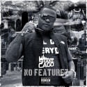 Shakecago - No Featurez mixtape cover art