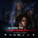 So Loyal T2G - T2G mixtape cover art