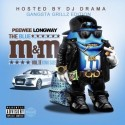 PeeWee Longway - The Blue M&M 2 mixtape cover art