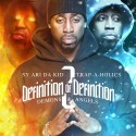 Sy Ari Da Kid - The Definition Of Definition 2 mixtape cover art