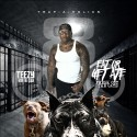 Teezy From The Clair - Eat Or Get Ate: Fresh Out The Gate mixtape cover art