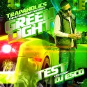 Test - Green Light mixtape cover art