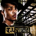 T.I. - Thoughts Of A 8 Time Felon mixtape cover art