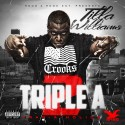 Tilla Williams - Triple A Pt. 2 mixtape cover art