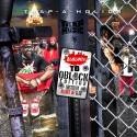 Trap Music: Blatlanta To O Block Edition (Hosted By Bloody Jay & SD) mixtape cover art