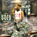 Trap Talk Brick Talk mixtape cover art