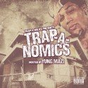 Yung Mazi - Trapanomics mixtape cover art