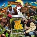 Trap Music mixtape cover art