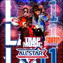 Trap Music All-Star (Hosted By Travis Porter) mixtape cover art