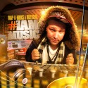 Tray Beatz - #IAmMusic mixtape cover art