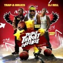 Triple Threat Offense (Atlanta Edition) mixtape cover art