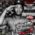 Waka Flocka Flame - Salute Me Or Shoot Me 4 (Banned From America) mixtape cover art