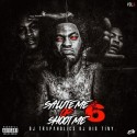 Waka Flocka Flame - Salute Me Or Shoot Me 6 mixtape cover art