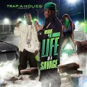 Webbie & Lil Boosie - Life Of A Savage mixtape cover art