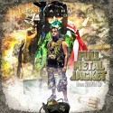 Wooh Da Kid - Full Metal Jacket mixtape cover art