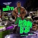 Yo Gotti - Heroine Bars mixtape cover art