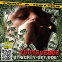 Young Vedoe - Strickly Get Doe mixtape cover art