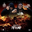 Yowda & Fat Trel - Fat & Ugly mixtape cover art