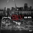 Yowda & Lil STL - STLV mixtape cover art