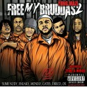 Yung Mazi - Free My Bruddas 2 mixtape cover art