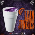 Yung Mazi & Jose Guapo - Lean Junkies 2 mixtape cover art