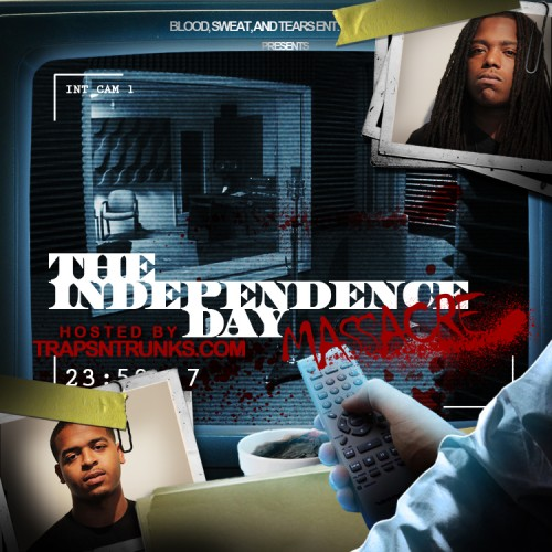 BST Gang – The Independence Day Massacre [Mixtape]