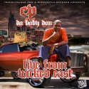 C.P Da BabyDon - Live From Wicked East mixtape cover art