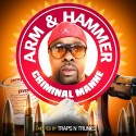 Criminal Manne - Arm & Hammer mixtape cover art