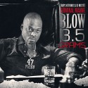 Criminal Manne - Blow 3.5 Grams mixtape cover art