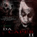 J-Green - Da Caper 2 mixtape cover art