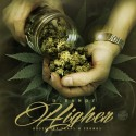 D.Bandz - Higher mixtape cover art