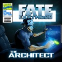 Fate Eastwood - The Architect mixtape cover art