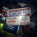 G.I.A. - Boarding Pass mixtape cover art