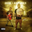 Goldie & Mack Jrock - Goldie With The Rock mixtape cover art