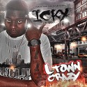 Icky Tha Don - L-Town Crazy mixtape cover art