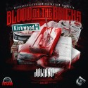 Juliano - Blood On The Bricks mixtape cover art