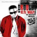 Lil Chris - Drought On Real Niggas mixtape cover art