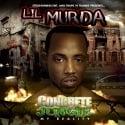 Lil Murda - Concrete Jungle My Reality mixtape cover art