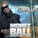 Partee - Money Ball mixtape cover art
