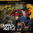 Ray Vicks - Trapped In The Hustle mixtape cover art