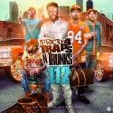 Strictly 4 The Traps N Trunks 112 mixtape cover art