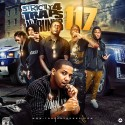 Strictly 4 The Traps N Trunks 117 mixtape cover art
