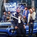 Strictly 4 The Traps N Trunks 120 mixtape cover art