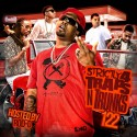 Strictly 4 The Traps N Trunks 122 mixtape cover art