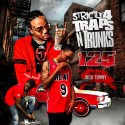 Strictly 4 The Traps N Trunks 125 mixtape cover art