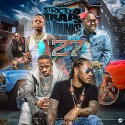 Strictly 4 The Traps N Trunks 127 mixtape cover art